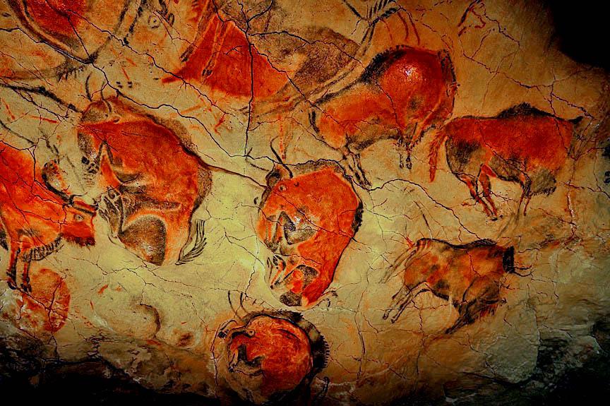 Altamira Cave Paintings Images