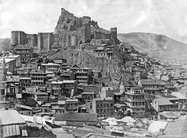 Tbilisi in the past, History of Tbilisi