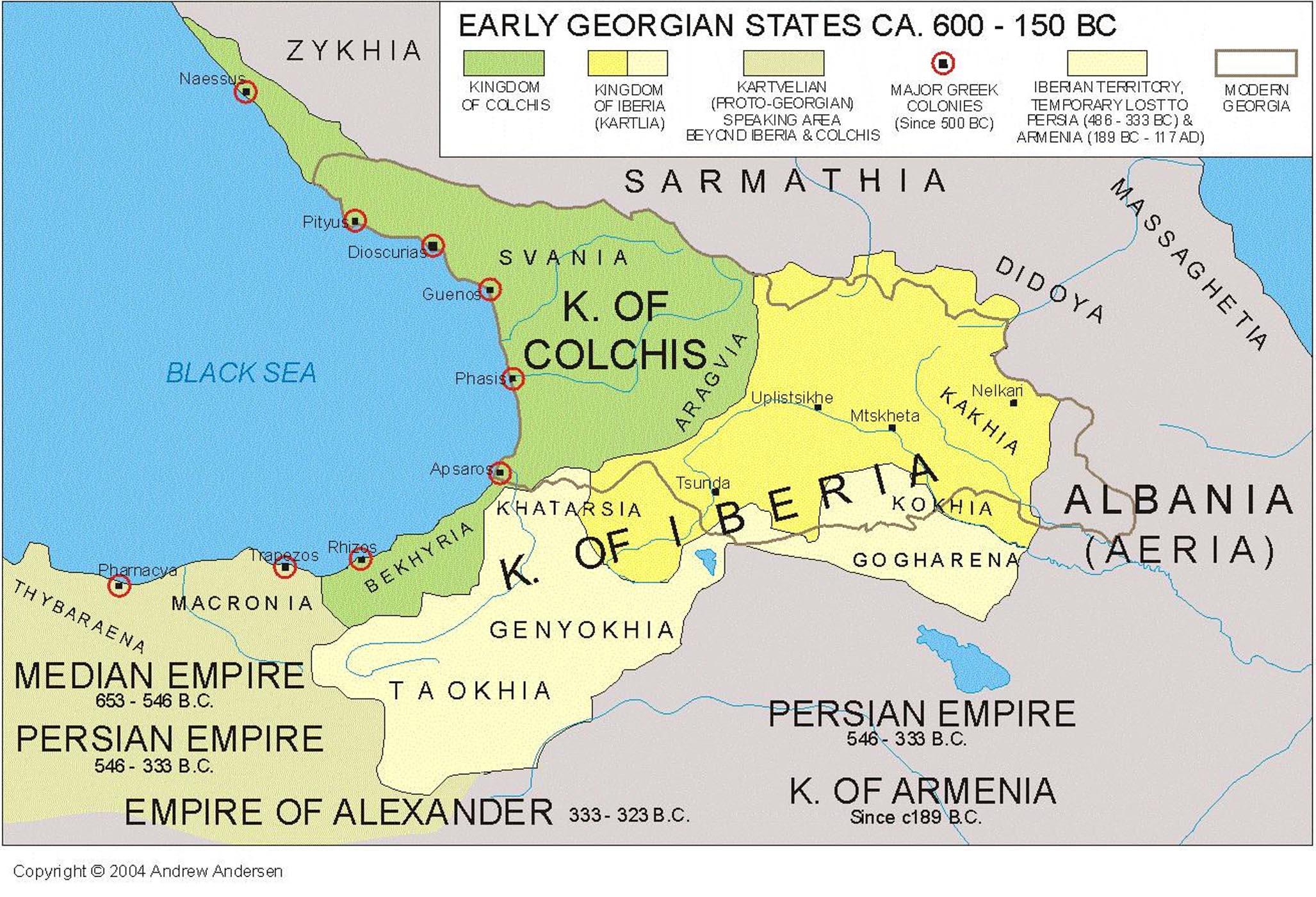 Index Of GeorgiaGEMaps - Georgia map 1921