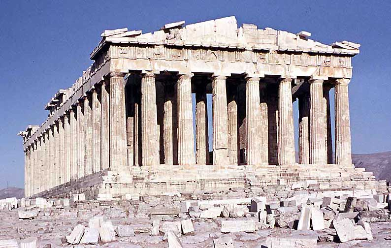 pantheon parthenon essay The pantheon is early architecture from rome, italy commissioned by marcus agrippa as a temple to all of the gods of ancient rome the building is made fro.