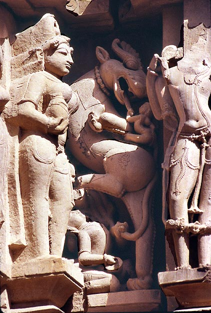 Khajuraho Caves