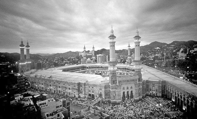 Great Masjid Haram, Check Out Great Masjid Haram : cnTRAVEL