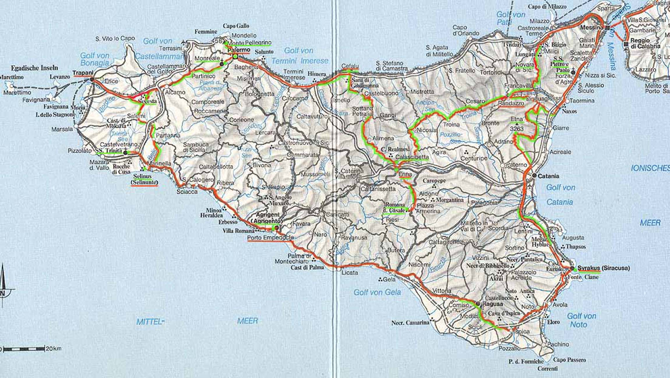 sicily by car review