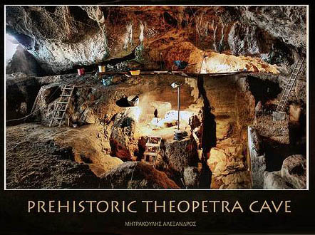 Theopetra Cave: The Oldest Human Construction In The World Thessaly_html_434ca1da
